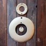 CeramicScapes - Ceramic Macrame Wall Hanging 4