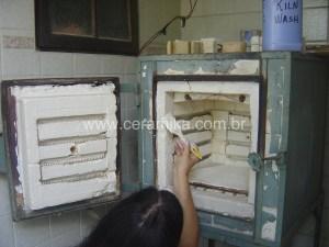 forno ceramico eletrico
