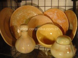 esmaltes amarelos testados