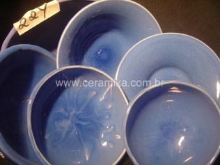 testes esmalte ceramico redução