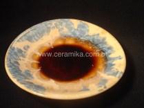 esmalte cristalino em porcelana
