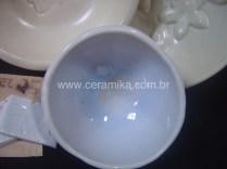 esmalte ceramico em redução