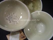 esmalte celadon em ceramica alta temperatura