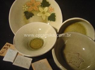 celadon esmaltes de redução