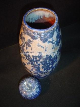 vaso em ceramica