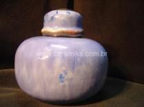 cores e efeitos no vidrado ceramico