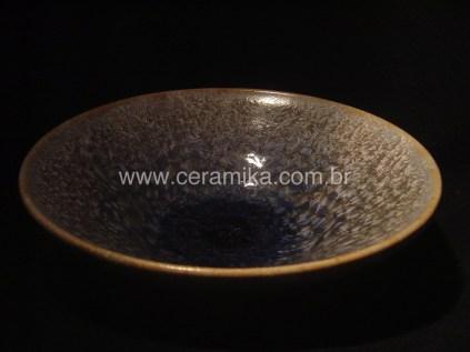 vidrado cristalino em ceramica