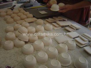 teste de massas liquidas ceramicas