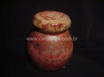 vidrado ceramico vermelho de redução