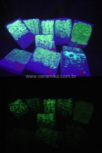 esmalte glow in the dark - brilha no escuro