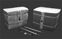 Ceramic Fiber Module