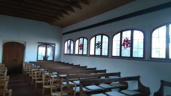 Chiesa S. Nazzaro interno