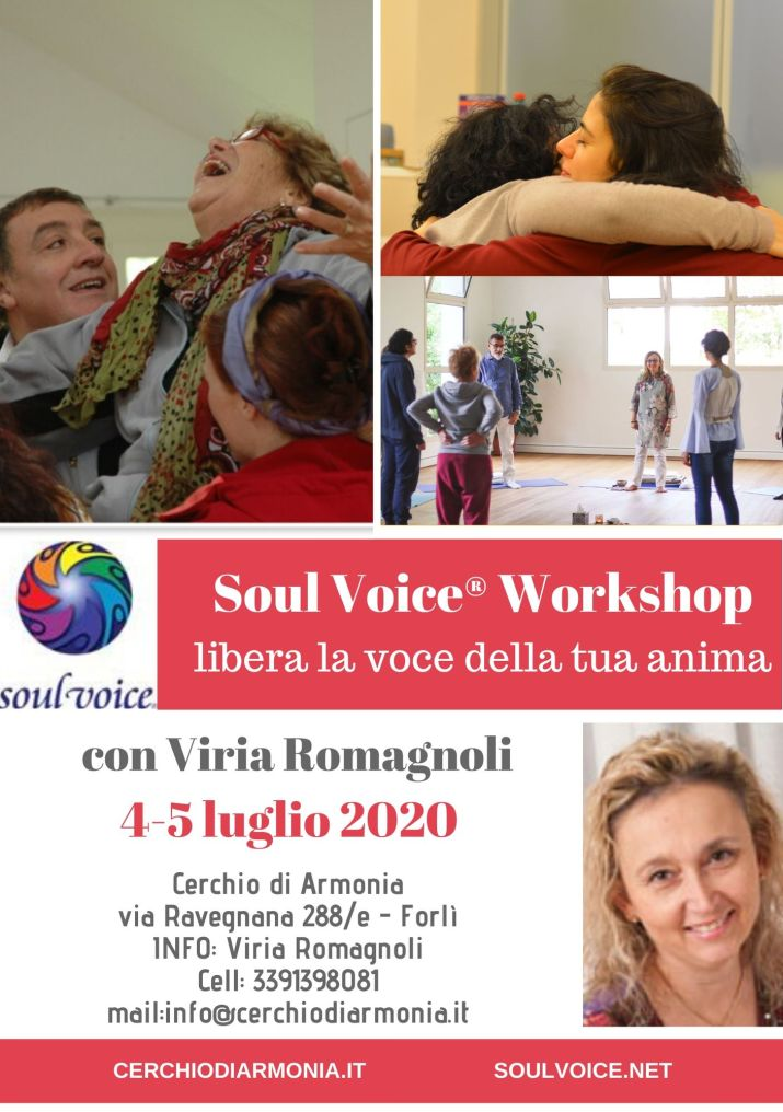 Soul Voice® Workshop 2020