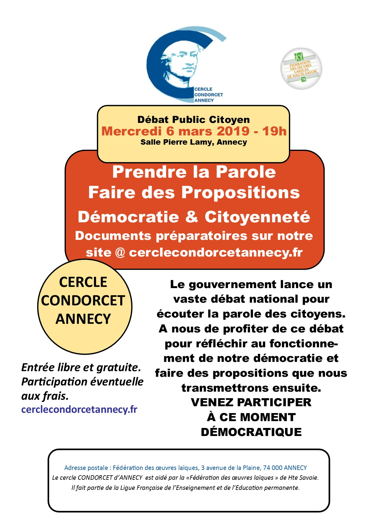Grand débat affiche recto A4