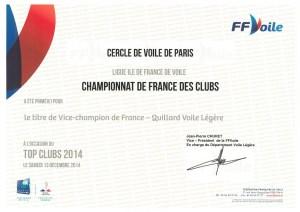 Vice chpt de France 2015
