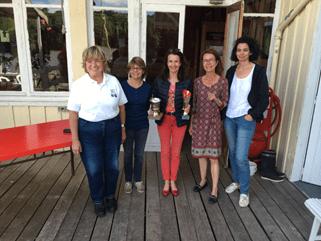 Coupe «femme à la barre» – 26 juin 2016