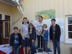 Coupe Les Petits Bleus – 14 mai 2017