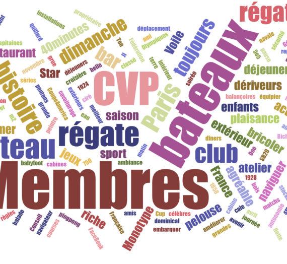 Devenir membre du CVP