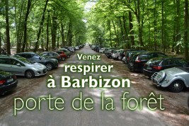 Respirer à Barbizon