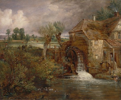 John_Constable_-_Parham_Mill,_Gillingham_-_Google_Art_Project