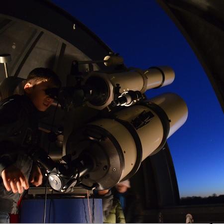 nuit des etoiles a l observatoire centre ardenne