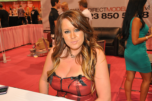 Brandy Talore, la gorda follable, vuelve al porno