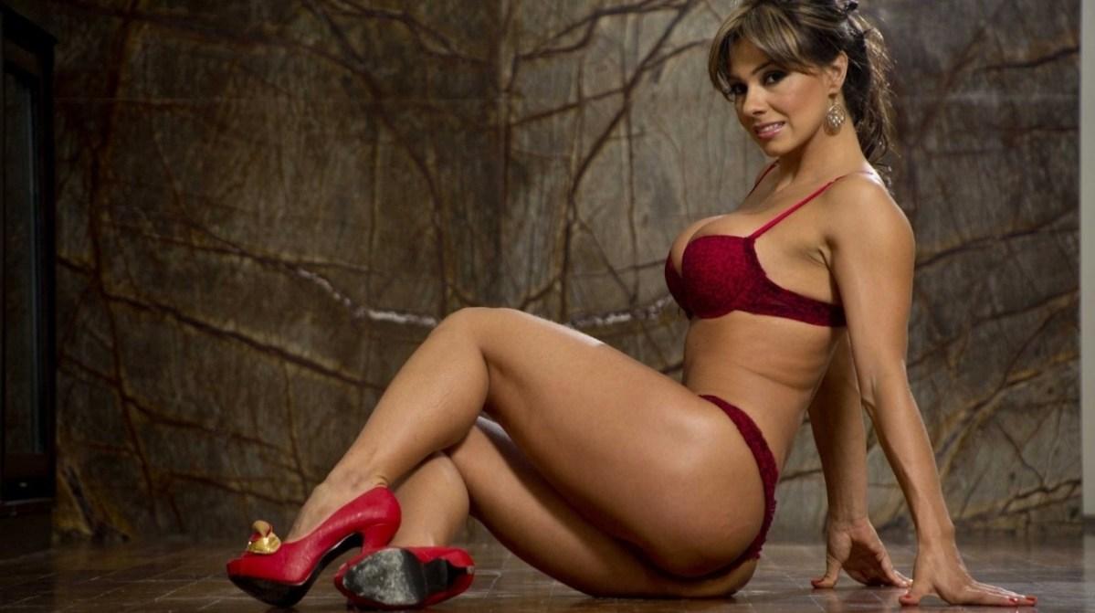 Esperanza Gómez se retira del porno