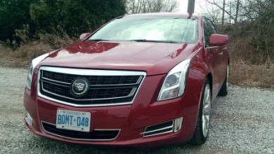 Photo of Behind The Wheel: 2014 Cadillac XTS4 Vsport