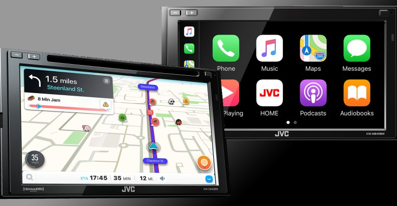 JVC Debuts Wireless Android Auto™, WebLink for JVC in New