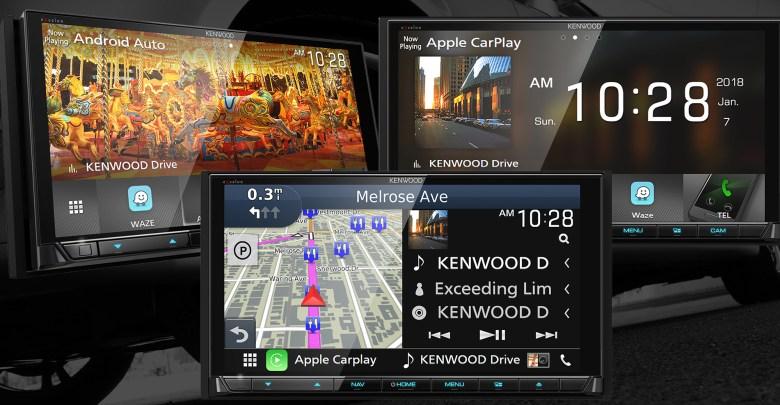 New KENWOOD Flagship Multimedia Receivers Provide Premium