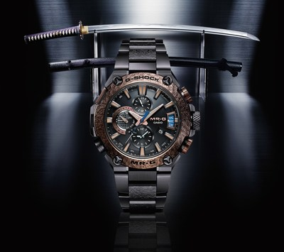 f3b6f2673048 Casio G-SHOCK Unveils Special Edition Connected MR-G At Baselworld ...
