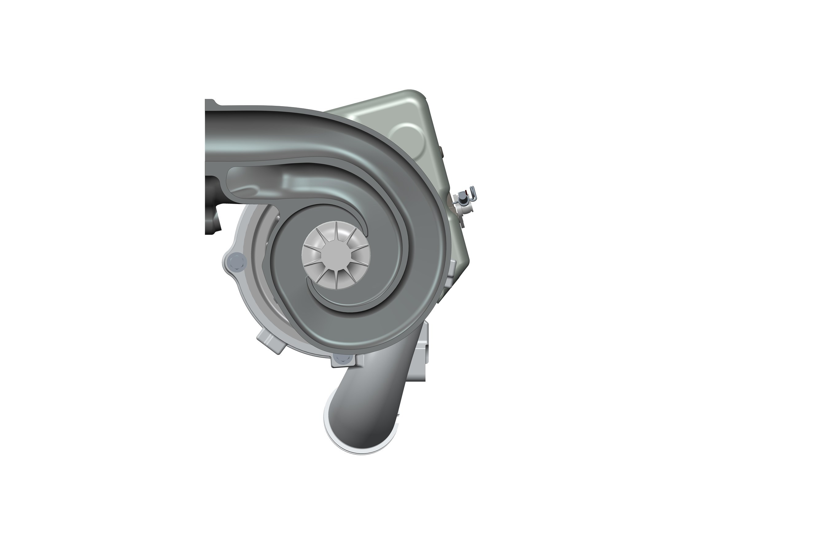 Borg Warner S565 Pressure Switch
