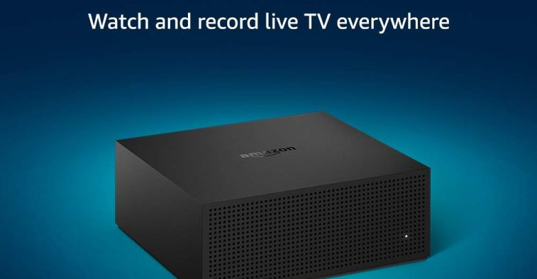 Amazon Introduces Fire TV Recast, a DVR That Lets You Watch