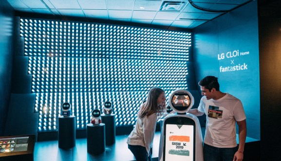 Intelligent Service Robots Define Exciting New Direction For