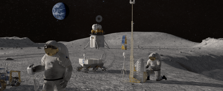 NASA Administrator Statement on Return to Moon in Next Five Years