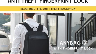 Photo of AnySafe Announces Breakthrough Anti-Theft Backpack
