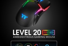 Photo of Thermaltake Launches its first Level 20 Gaming Mouse