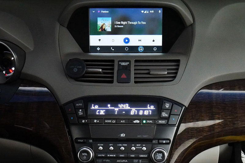 GROM Audio Announces VLine Infotainment and Navigation