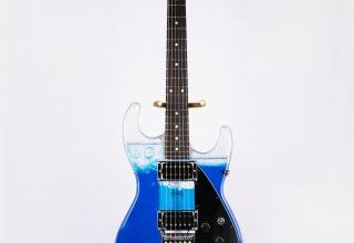Photo of Bryan Guitars Launches the DC Line of Liquid-Filled Instruments