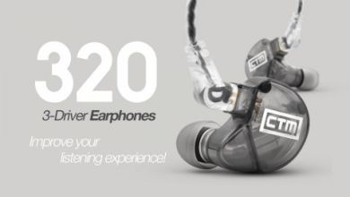 Photo of CTM releases CE320 Triple-Driver In-Ear at NAMM 2020