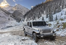 Photo of 2020 Jeep® Lineup Ready for Winter With North Editions