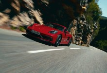 Photo of The new 718 GTS 4.0: Six cylinders, naturally aspirated, manual gearbox