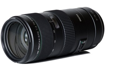 Photo of Ricoh announces compact, lightweight, high-performance telephoto zoom lens for use with 35mm full-frame digital SLR cameras