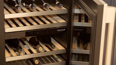 Photo of Signature Kitchen Suite Under-Counter Wine Refrigerator Advances Award-Winning Wine Column Series
