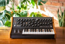 Photo of MOOG MUSIC INTRODUCES NEW SYNTH SUBSEQUENT 25 SCORED BY FLYING LOTUS