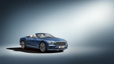 Photo of THE NEW CONTINENTAL GT MULLINER CONVERTIBLE: DEFINING OPEN-TOP LUXURY