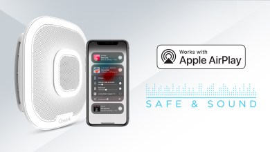 Photo of Apple AirPlay 2 Now Available on the Onelink Safe & Sound by First Alert®