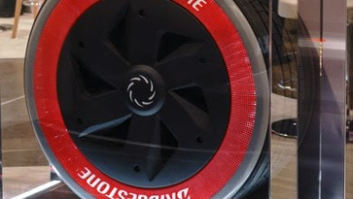 Photo of Bridgestone Showcases Air Free Commercial Truck Tire Concept at Technology & Maintenance Council Annual Meeting