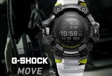 Photo of G-SHOCK Debuts First-Ever Model Featuring Built-In Heart Rate Monitor
