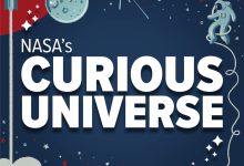 Photo of New NASA Podcast Helps Listeners Explore Our 'Curious Universe